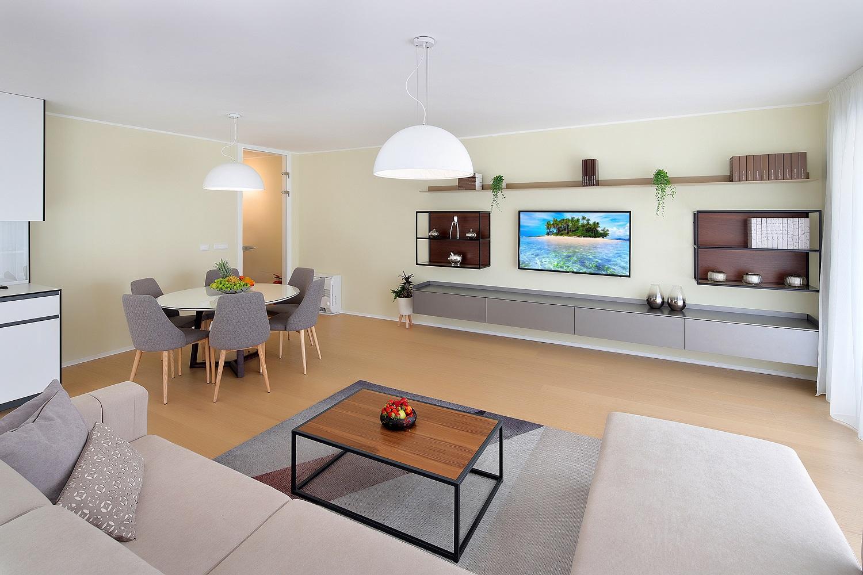 S1 - living room - dinning room