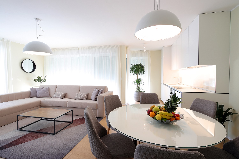 S1 - living room - dinning room - kitchen