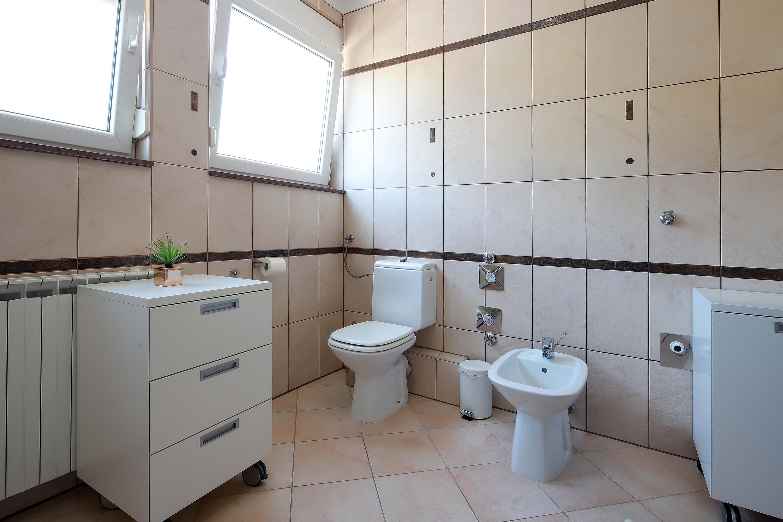 A4 bathroom